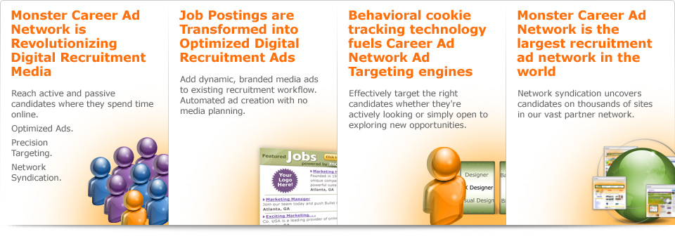Monster Career Ad Network