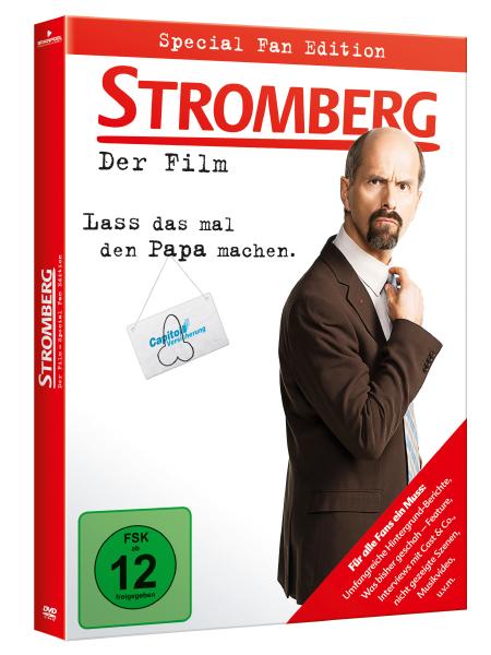 DVD Cover: Stromberg – Der Film