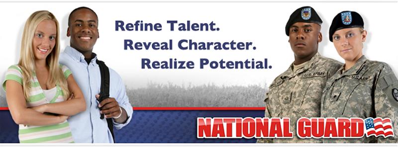 National Guard Careers