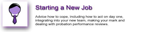 Starting a New Job eBook